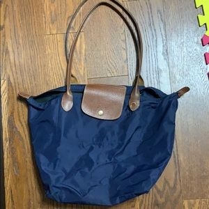 Longchamp tote for upcycling or repair